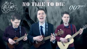 No Time To Die (Billie Eilish) Bond Theme Cover